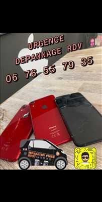 Photo de réparation de téléphone n°3034 à Porto-Vecchio par le réparateur Réparation iphone porto vecchio