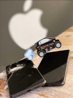 Photo de réparation de smartphone n°3035 dans le département 20 par Réparation iphone porto vecchio