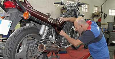 Photo de réparation de moto n°3044 à Paris 18ème par moto champion