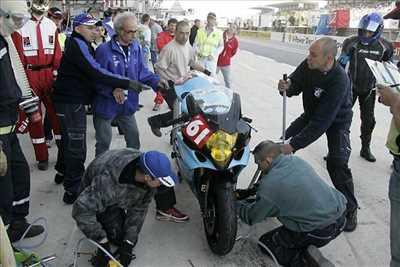Photo de réparation de moto n°3048 à Paris 18ème par moto champion