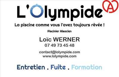 Photo de réparation de pompe de piscine n°3056 à Haguenau par L'Olympide