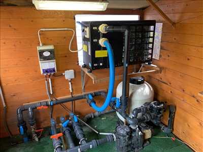 Photo de réparation de pompe de filtration piscine n°3059 dans le département 67 par L'Olympide