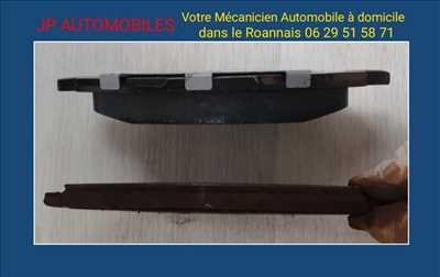 Exemple de réparation d'auto n°3061 à Roanne par JP AUTOMOBILES ROANNE