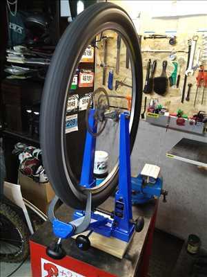 Photo de réparation de vélo n°3086 à Grasse par le réparateur RVtt & Co