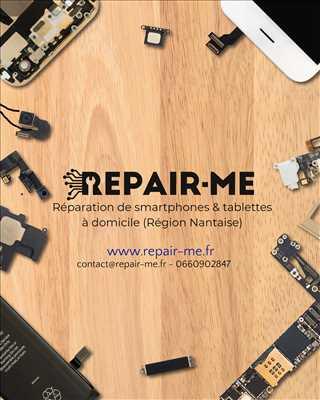 Photo de réparation de smartphone n°3099 dans le département 44 par REPAIR ME