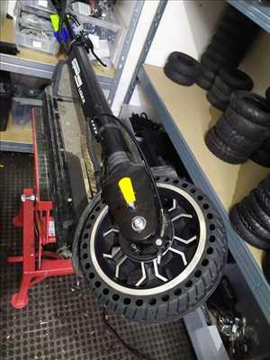 Photo de réparation de trottinette électrique n°3102 à Paris 18ème par le réparateur Technologie Repair