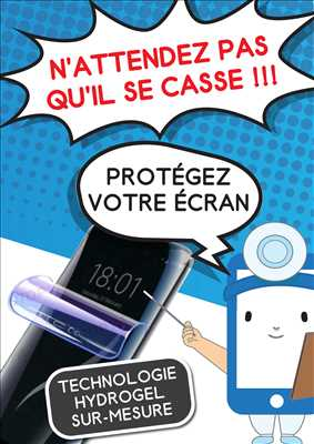 Exemple de réparation de smartphone n°3121 à Limoges par Clinique du Mobile Limoges