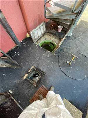 Photo de réparation et bricolage n°3130 à Évry par le réparateur Aquaserv Assainissement