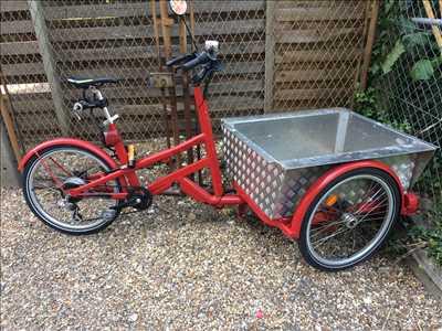 Photo de réparation de vélo n°3142 à Louviers par le réparateur Cycles Loveriens