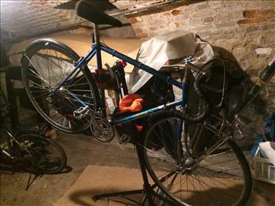 Photo de réparation de vélo n°3144 à Louviers par Cycles Loveriens