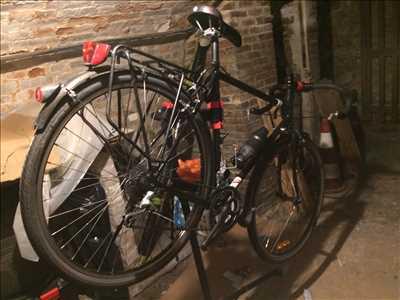 Exemple de réparation de bicyclette n°3145 à Louviers par Cycles Loveriens