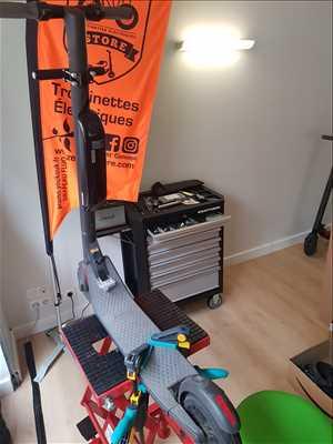 Photo de réparation de trottinette électrique n°3160 à Toulouse par ZE Trott Store Toulouse