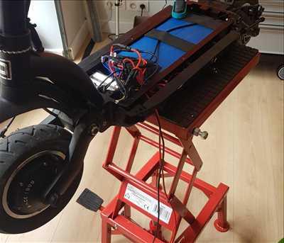 Exemple de réparation de trottinette électrique adulte et enfant n°3161 à Toulouse par ZE Trott Store Toulouse