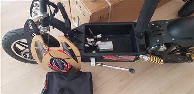 Photo de réparation de trottinette électrique n°3164 à Toulouse par ZE Trott Store Toulouse