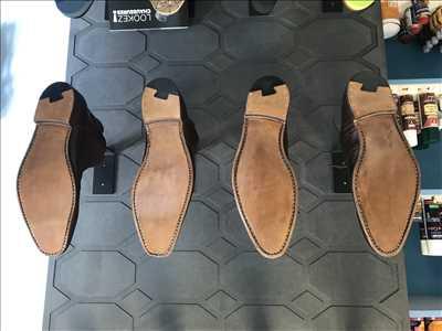 Photo de réparation de chaussures - cordonnerie n°318 à Le Mans par le réparateur Cordonnerie Verneau