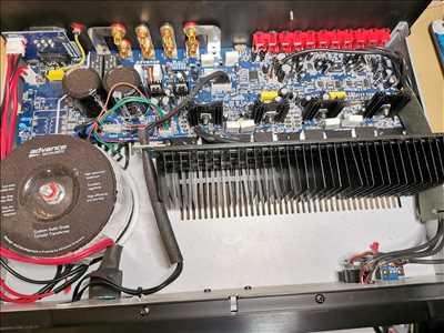 Photo de réparation de circuit électronique n°3191 dans le département 60 par NB SERVICE