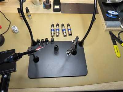 Exemple de réparation électrique  n°3193 à Compiègne par NB SERVICE