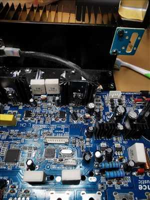 Photo de réparation de carte électronique n°3194 à Compiègne par le réparateur NB SERVICE