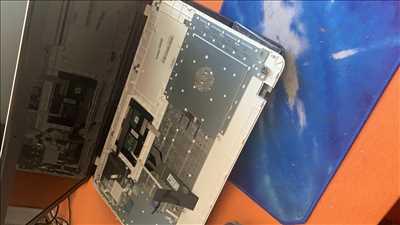 Photo de réparation de téléphone n°3202 à Fleury-les-Aubrais par le réparateur OnePro Réparations
