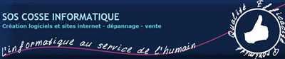Photo de réparation et assistance informatique n°3218 à Périgueux par le réparateur SOS COSSE INFORMATIQUE