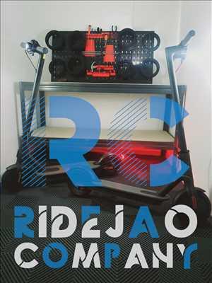 Photo de réparation de trottinette électrique adulte et enfant n°3223 dans le département 74 par Ridejao Company