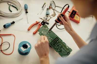 Photo de réparation et assistance informatique n°3226 à Uzès par le réparateur Admin 3.0