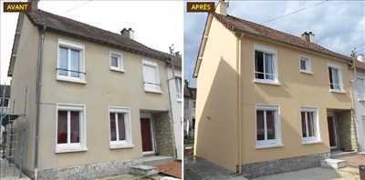 Exemple de réalisation de petits travaux n°3241 à Arras par DIDIER