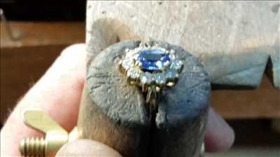 Exemple de réparation d'objets précieux n°325 à Castres par viste Joaoillier