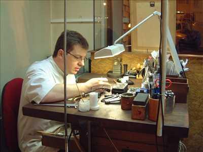 Photo de réparation de bijoux n°326 à Castres par le réparateur viste Joaoillier