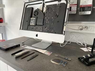Photo de réparation d'ordinateur n°3279 dans le département 83 par Media Tech Informatique