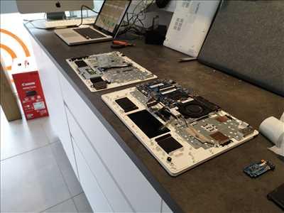 Exemple de réparation d'ordinateur n°3281 à Sainte-Maxime par Media Tech Informatique