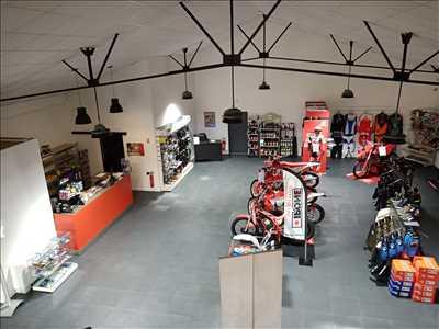 Photo de réparation de moto n°3286 à Pau par le réparateur MotoMania
