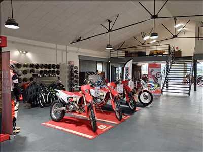Photo de réparation de moto utilitaire n°3287 dans le département 64 par MotoMania