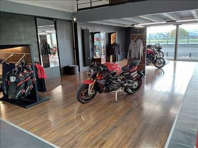 Photo de réparation de moto n°3288 à Pau par MotoMania