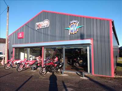 Photo de réparation de moto n°3290 à Pau par le réparateur MotoMania
