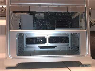 Exemple de réparation d'ordinateur n°3313 à Thionville par Accès Informatique
