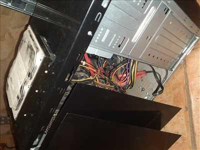 Photo de réparation d'ordinateur n°3335 dans le département 30 par Atelier de réparations informatique