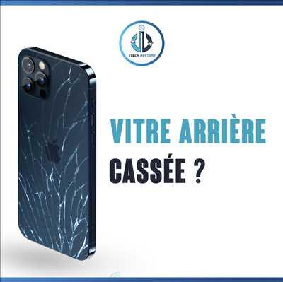 Photo de réparation de téléphone n°3348 à Hénin-Beaumont par iTech Restore