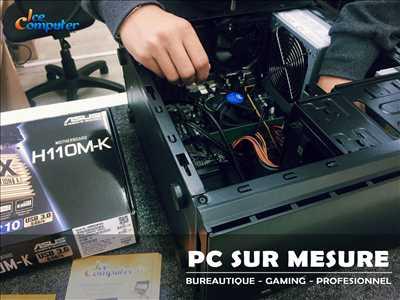 Photo de réparation et assistance informatique n°3358 à Cannes par le réparateur Ice Computer