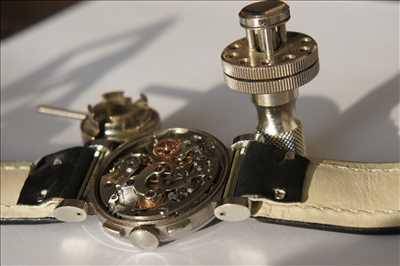 Exemple de réparation de montre n°337 à Annecy par SAS MSVR