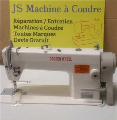Photo de réparation de machine à coudre électrique et électronique n°3375 dans le département 13 par JS MACHINE A COUDRE