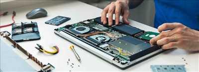 Exemple de réparation d'ordinateur n°3401 à Cannes par MANDELIEU-INFORMATIQUE