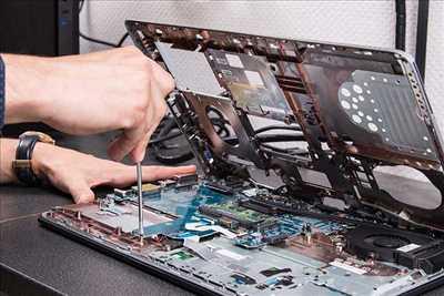 Photo de réparation et assistance informatique n°3402 à Cannes par le réparateur MANDELIEU-INFORMATIQUE