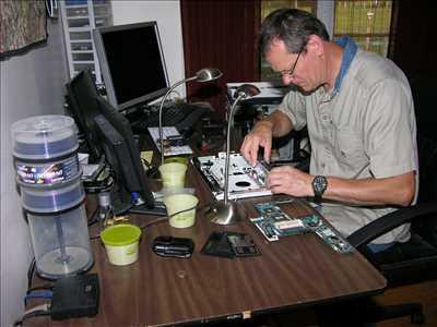 Photo de réparation et assistance informatique n°3432 à Gaillac par PC-Medic