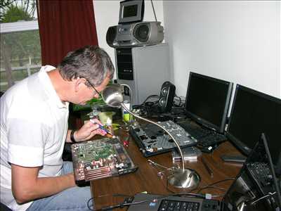 Exemple de réparation d'ordinateur n°3433 à Gaillac par PC-Medic
