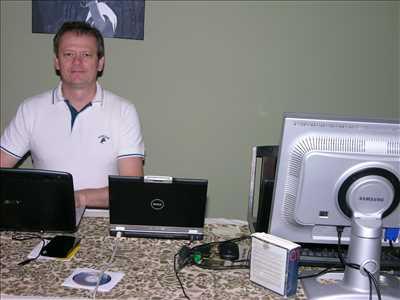 Photo de réparation et assistance informatique n°3434 à Gaillac par le réparateur PC-Medic