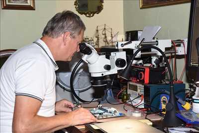 Photo de réparation d'ordinateur n°3435 dans le département 81 par PC-Medic