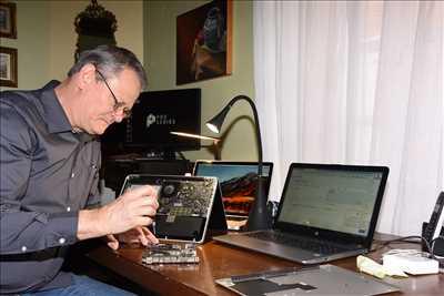 Photo de réparation et assistance informatique n°3438 à Gaillac par le réparateur PC-Medic