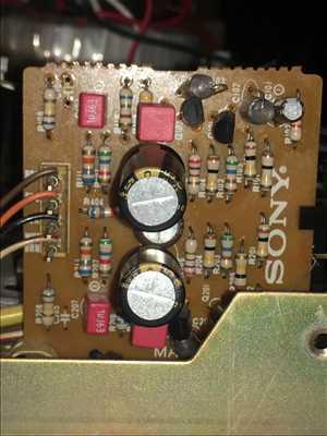 Exemple de réparation de circuit électronique n°3445 à Nantes par Olivier