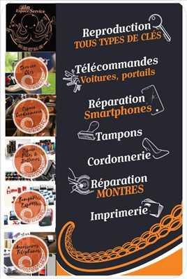 Photo de réparation de téléphone n°3456 à Bourg-en-Bresse par Ain Espace Services